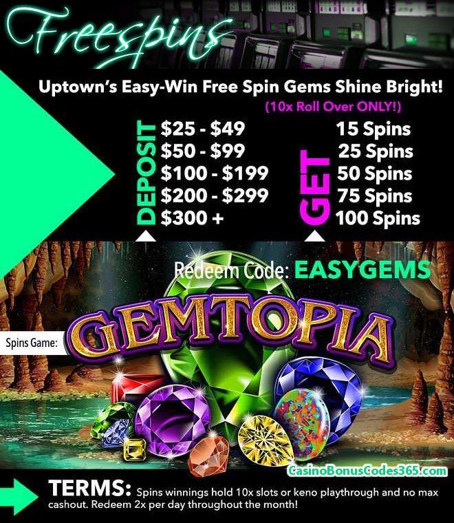 Rtg casino free spins