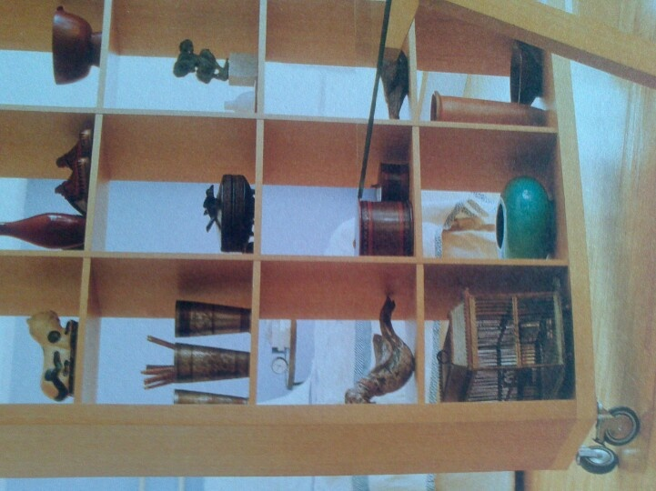 Moving room divider
