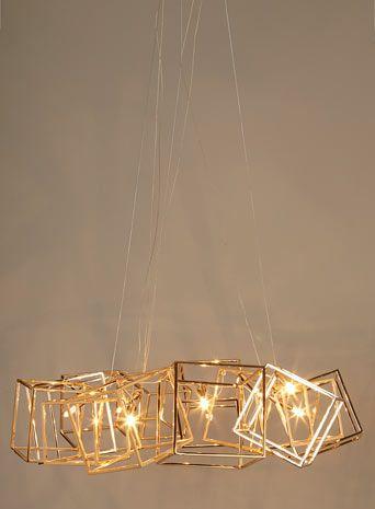 Dexter 9 light cluster - Ceiling Lights - Home, Lighting & Furniture