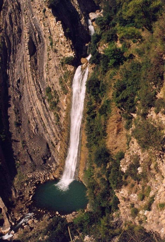 Cascade d'Ait Smail bejaia, Algérie
