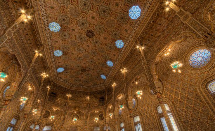 Salão Árabe, Palácio da Bolsa-Porto by JPA!