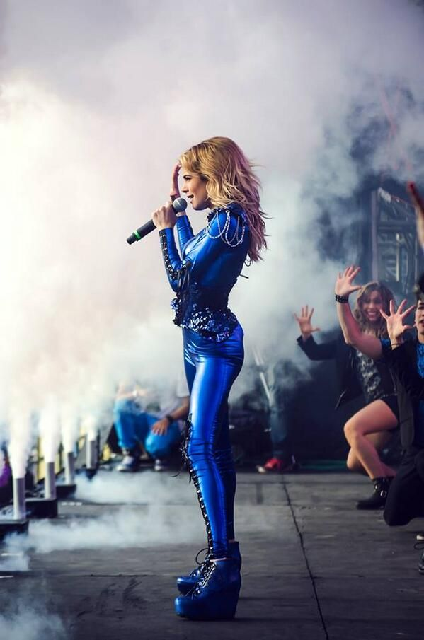 Martina Stoessel - argentinean pop singer