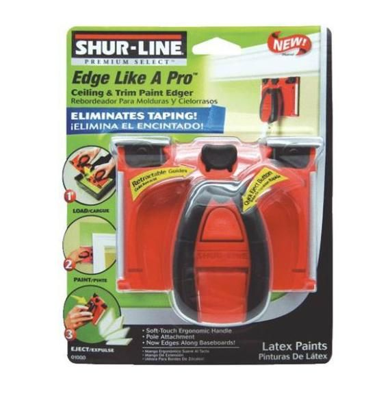 Shur Line  Premium Paint Edger Home Depot