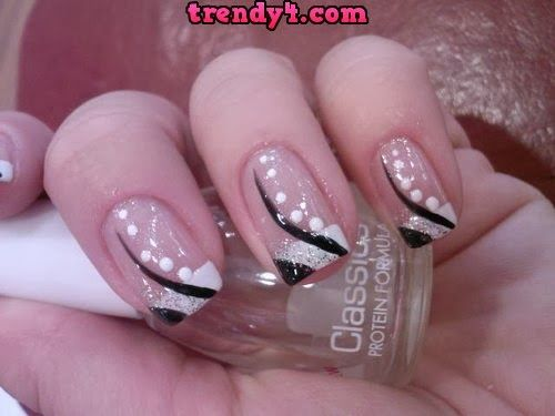 Nail Designs in The Summer 2014