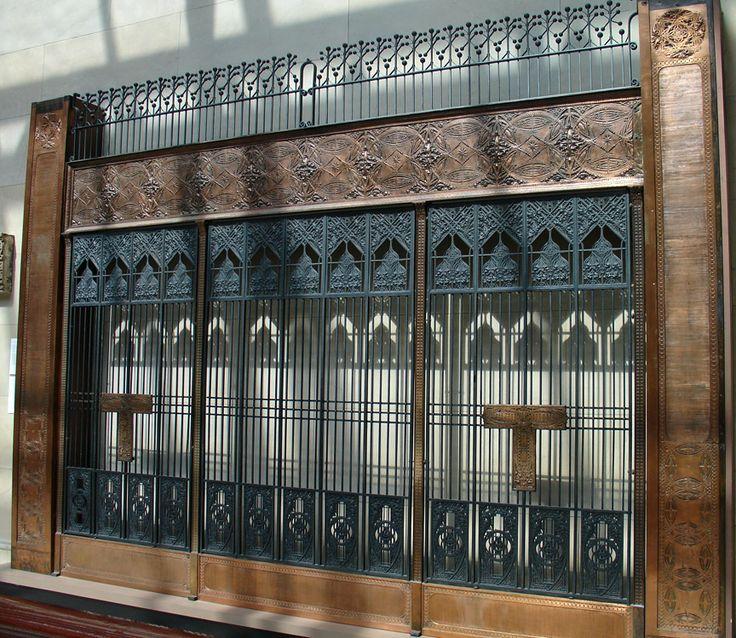 Art Deco Railing: 61 Best Images About Art Deco Railings On Pinterest