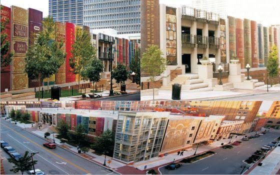 Biblioteca Pública de Kansas City - Estados Unidos