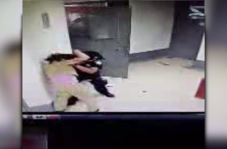 Surveillance video captures Rikers Island inmate brutally attacking correction officer
