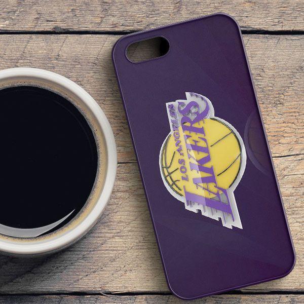 La Lakers Los Angeles Basketball Nba Samsung Galaxy S7 Edge Case   casefantasy
