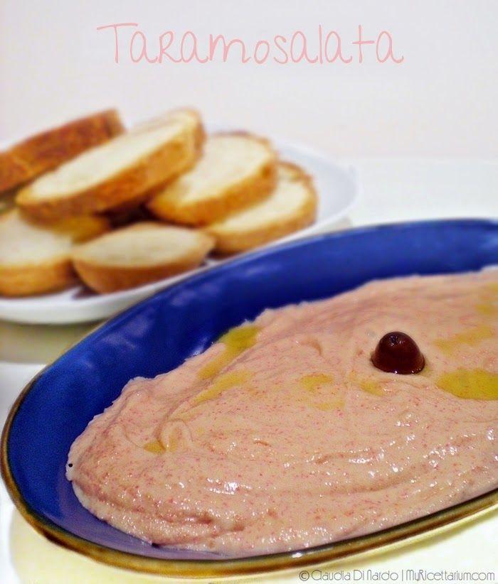 Taramosalata (salsa greca di uova di pesce)