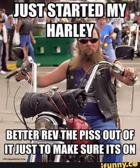 Harley Images Davidson Funny Birthday Memes