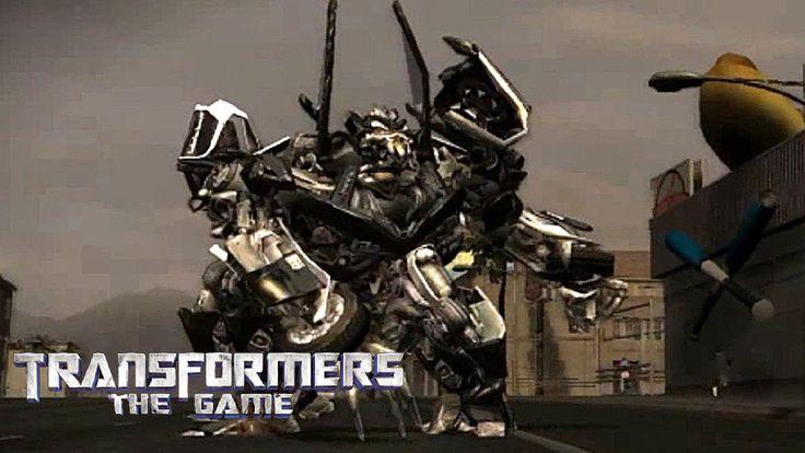 КОП ДЕСИПТИКОН - Transformers: The Game # 2