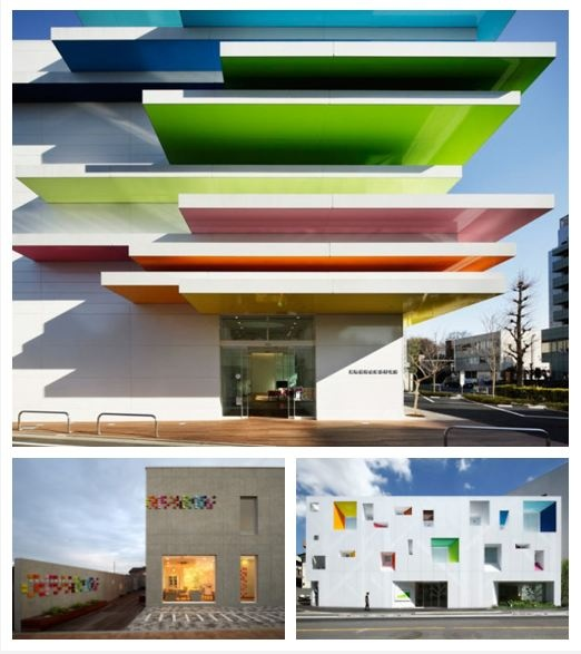 Rainbow Bank The Sugamo Shinkin Bank Located In Shimura, Tokyo Might Just  Be Themost Colourful Bank You Will Ever See. Dubbed The U0027Rainbow Banku0027, ...