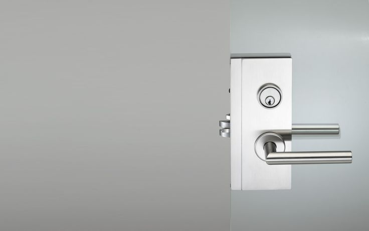 Pba Stainless Steel Mortise Lock Case For Glass Doors