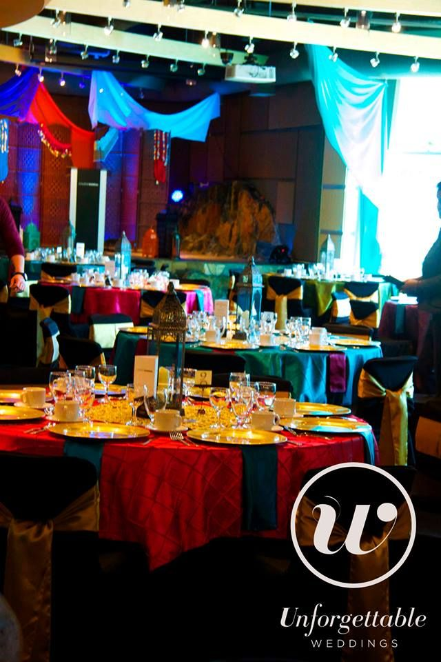 Unforgettable Weddings Sudbury Ontario Party Decor #partydecor #colourdecor #colourful  #Wedding #Decor #Wedding #Decorator