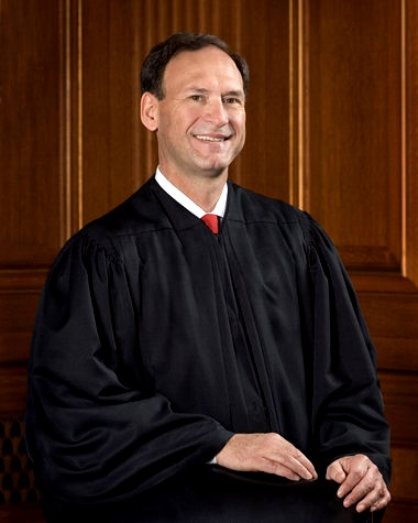 Samuel Alito (2006-Present)  Appointed By George G.W. Bush