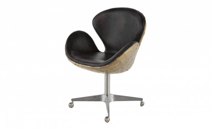 Holden Desk Chair - Chairs - Furniture | Jayson Home
