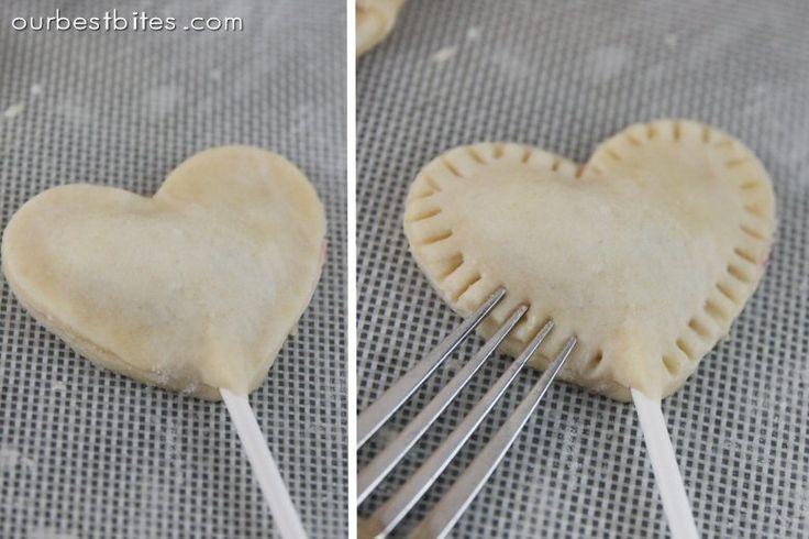 Sweetie Pie Pops {Plus Hand Pies, Pie Jars, and Printables!} - Our Best Bites