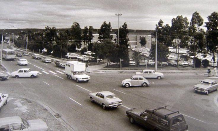 Penrith Plaza 1971
