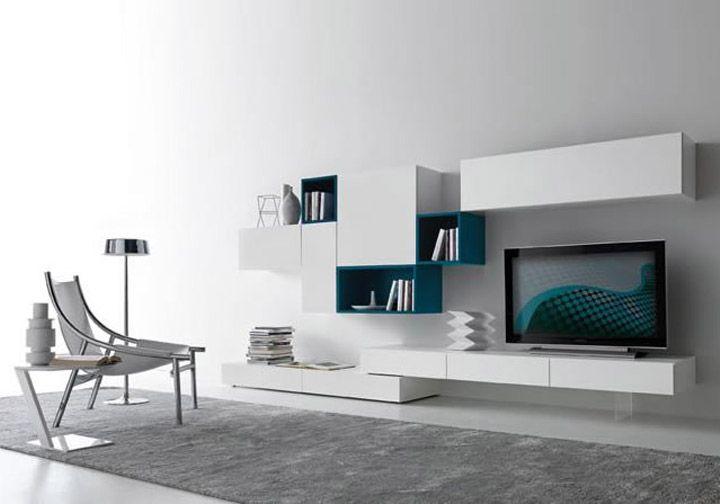 Blue white Area60 furniture plus