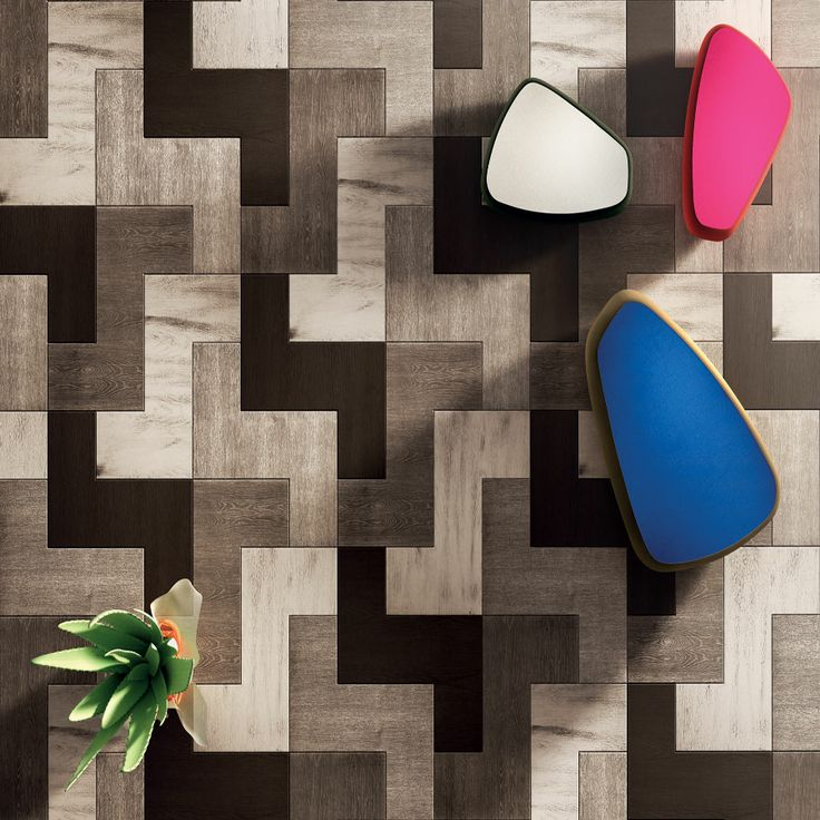 #Play with #geometry, with pieces that fit together filling gaps, enriching #surfaces with their presence. Each setting is #unique, as every piece in that exact position is, in that size and format communicating #feelings that emerge from the color of the #wood, from its unique grain and nuance. #madeinitaly #interior #design #wood #art #curiosity #classical #pattern