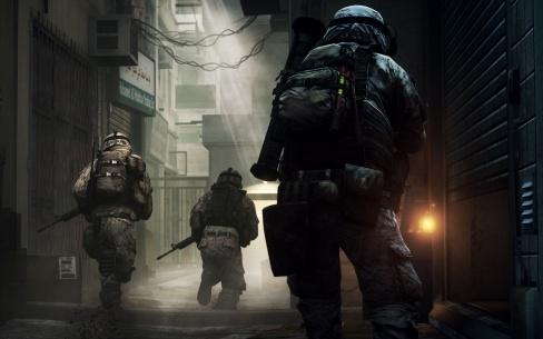 Battlefield 3 Mission