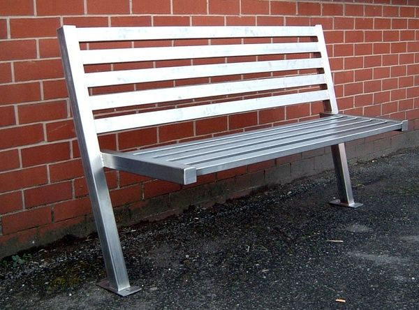 the stainless steel furniture possess interesting and important intrinsic and extrinsic characteristics durability resistance termination - Garden Furniture Steel