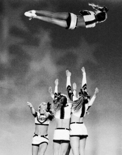 my favorite sport cheerleading Looking for a fun and fabulous team sport for kids here are 5 reasons why all- star cheerleading is a great team sport.