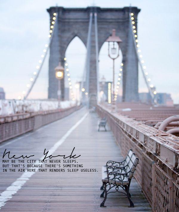 williamsburg bridge quotes