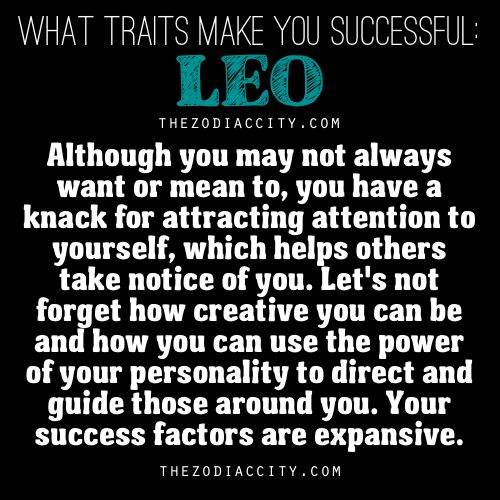 6 personality traits of a successful What do you need to find and develop within yourself to be successful 6 passion if you want to succeed, if you want to live.