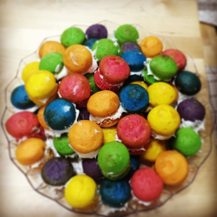 Cookies poppers