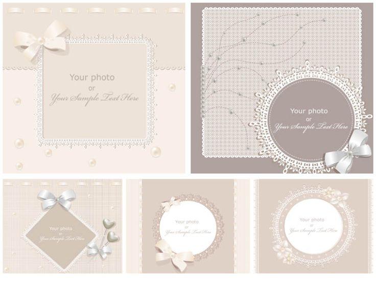 Wedding Card Templates Free