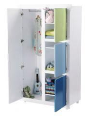 25 best ideas about armoire rangement on pinterest for Armoire pour chambre mansardee
