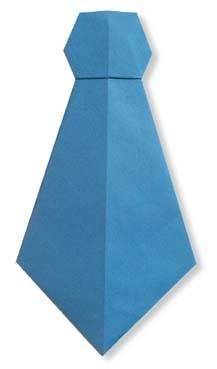 father's day necktie card