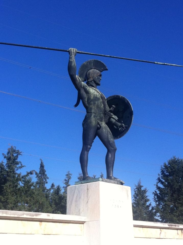 Leonidas  #300 #Greece #History #Ancient