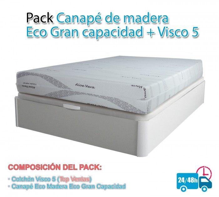 Pack Canapé Y Colchón Ofertas