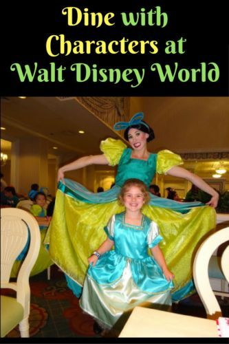 No Walt Disney World vacation would be complete without dining with your favorite Disney Characters.  To help you locate and plan a magical dining memory we have put together a list of who you can dine with as well as where they are located. Check-out our Dine with Characters at Walt Disney World list for your next Disney World Vacation!