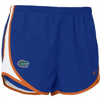 Nike Florida Gators Ladies Tempo Training Shorts