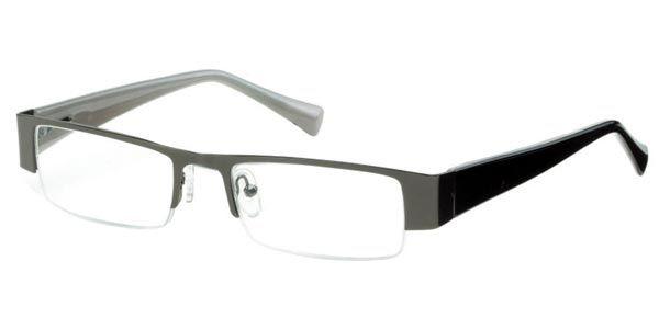 Clear Readers OR57+3.00 No Color Code Eyeglasses