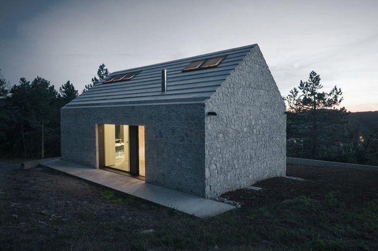 diaforetiko.gr : Εκπληκτικό! Εξοχικό σπίτι συνδυάζει άψογα την παραδοσιακή με τη μοντέρνα αρχιτεκτονική!!