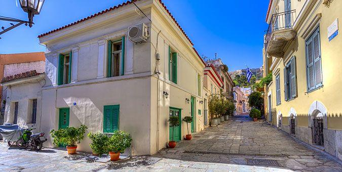 Οι αγαπημένες μας αθηναϊκές γειτονιές Πλάκα