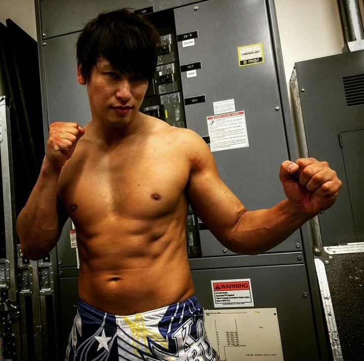 Cruiserweight Classic Competitor: Kota Ibushi.