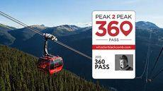 #360DEGREESOFWHISTLERCONTEST , #fairmontchateauwhistler , #mountaintopsummerfeast , #ziptreck , #scandinavianspa , #valleybikerental #peaktopeak360seasonpasses , #globalnews #whistlerblackcomb