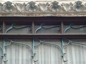 Paseos Art Nouveau: Graineterie Génin-Louis, Nancy