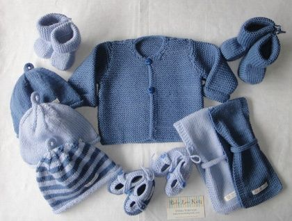Little Boy Winter Separates - All Wool