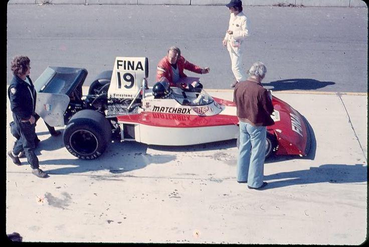 Helmuth koinigg Surtees-Ford, United States GP 1974