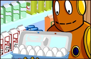 Array video from BrainPop Jr. I'm going show it tomorrow.