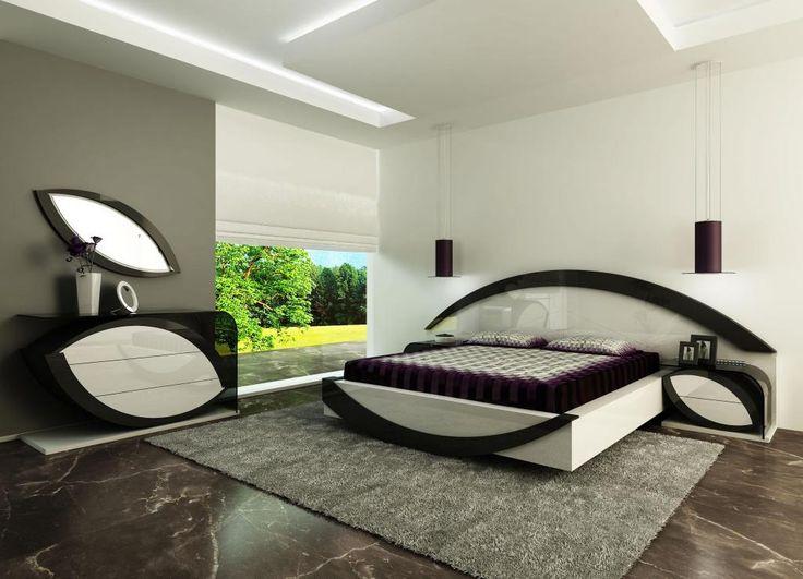 modern-and-futuristic-mirrored-headboard-bedroom-set-for-modern-bedroom-set