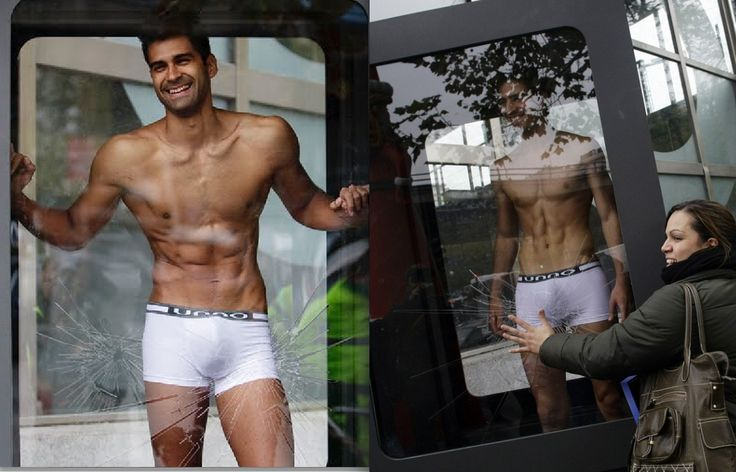 Unno Anatomical Underwear | 18 Funny, Sexy Men's Underwear Ads