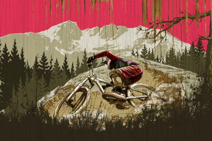 Cientos de mountain bikers, dos días de duración, tres disciplinas y una sola bici para ganar.