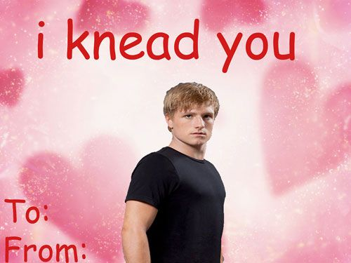 valentine's day card hunger games peeta